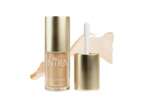 inika liquid glow illuminisor with lid