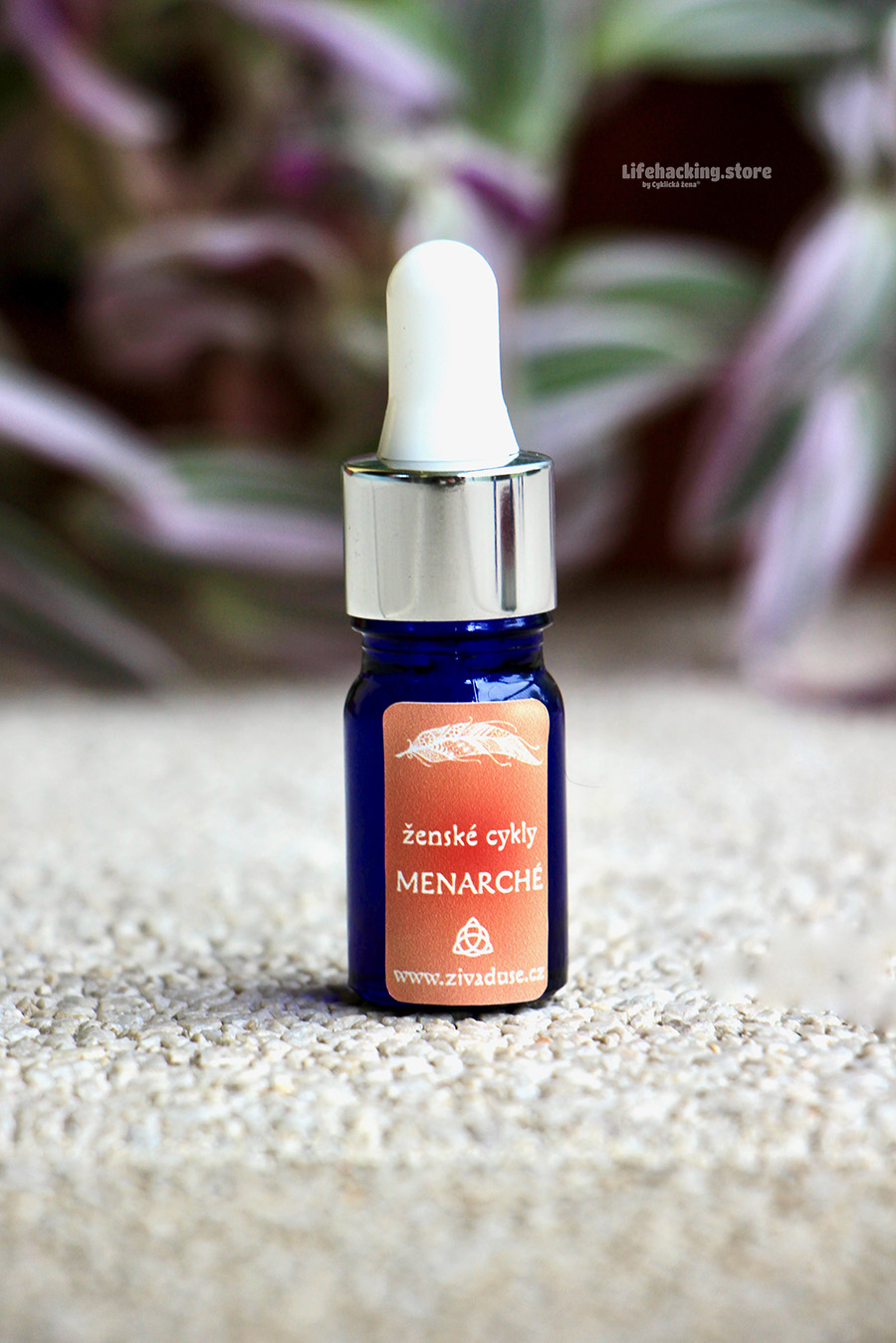 Aroma olej Menarché