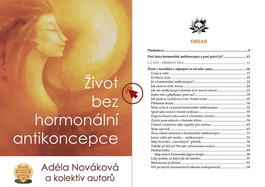 Ukázka z knihy Život bez hormonální antikoncepce