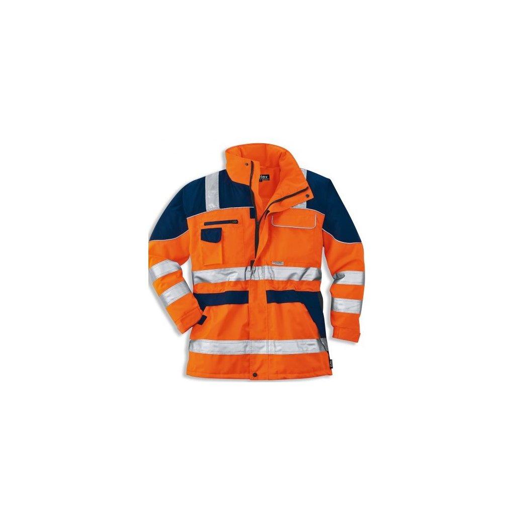 Kvalitná ochranná flash bunda Uvex 98615 1