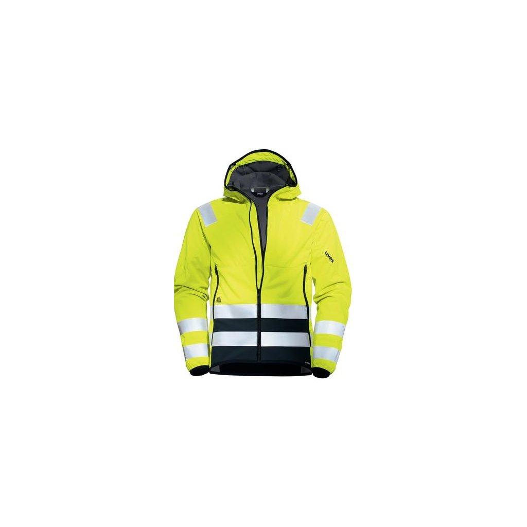 Ochranná softshellová bunda UVEX 89382 1
