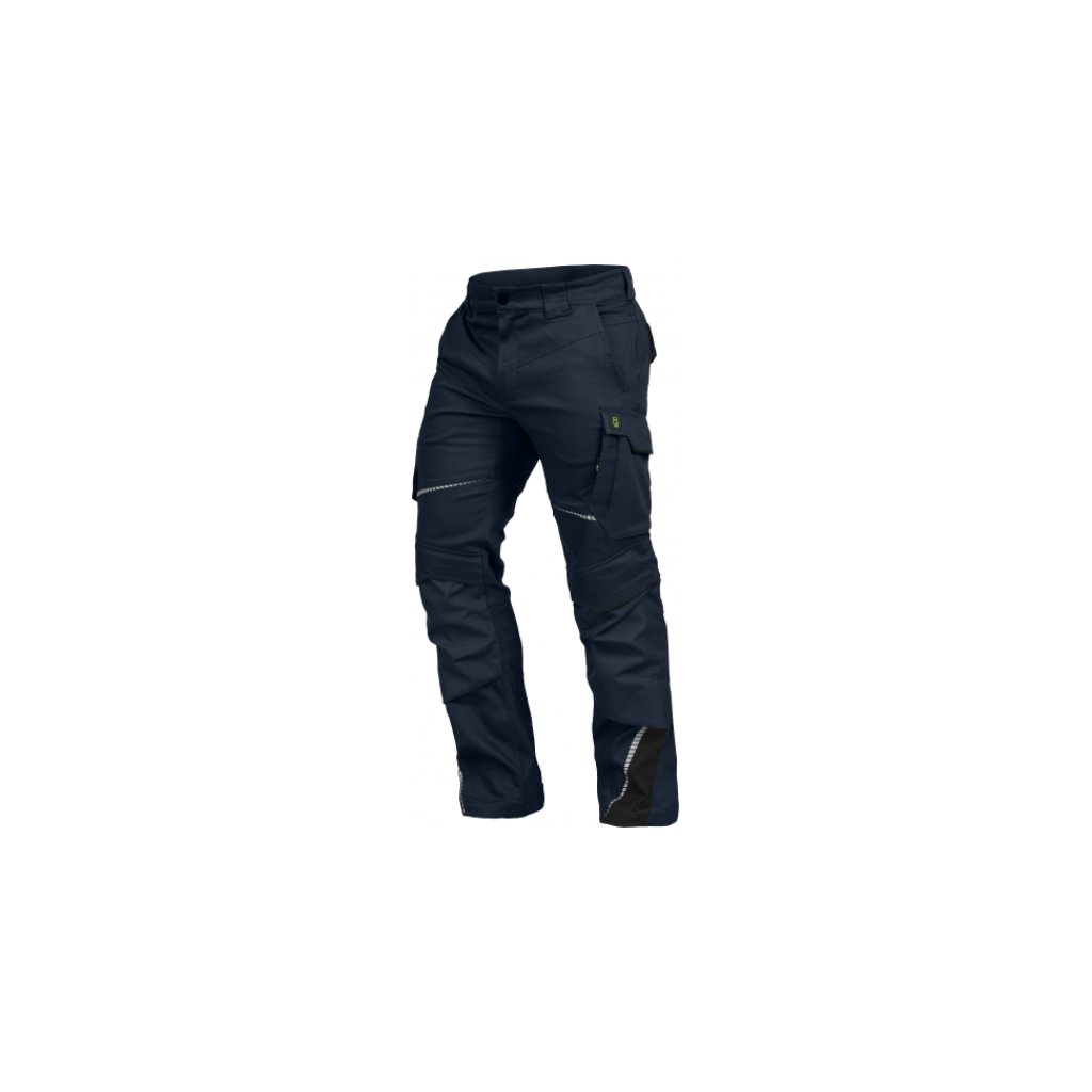 Flex Line, Work trousers tmavomodré