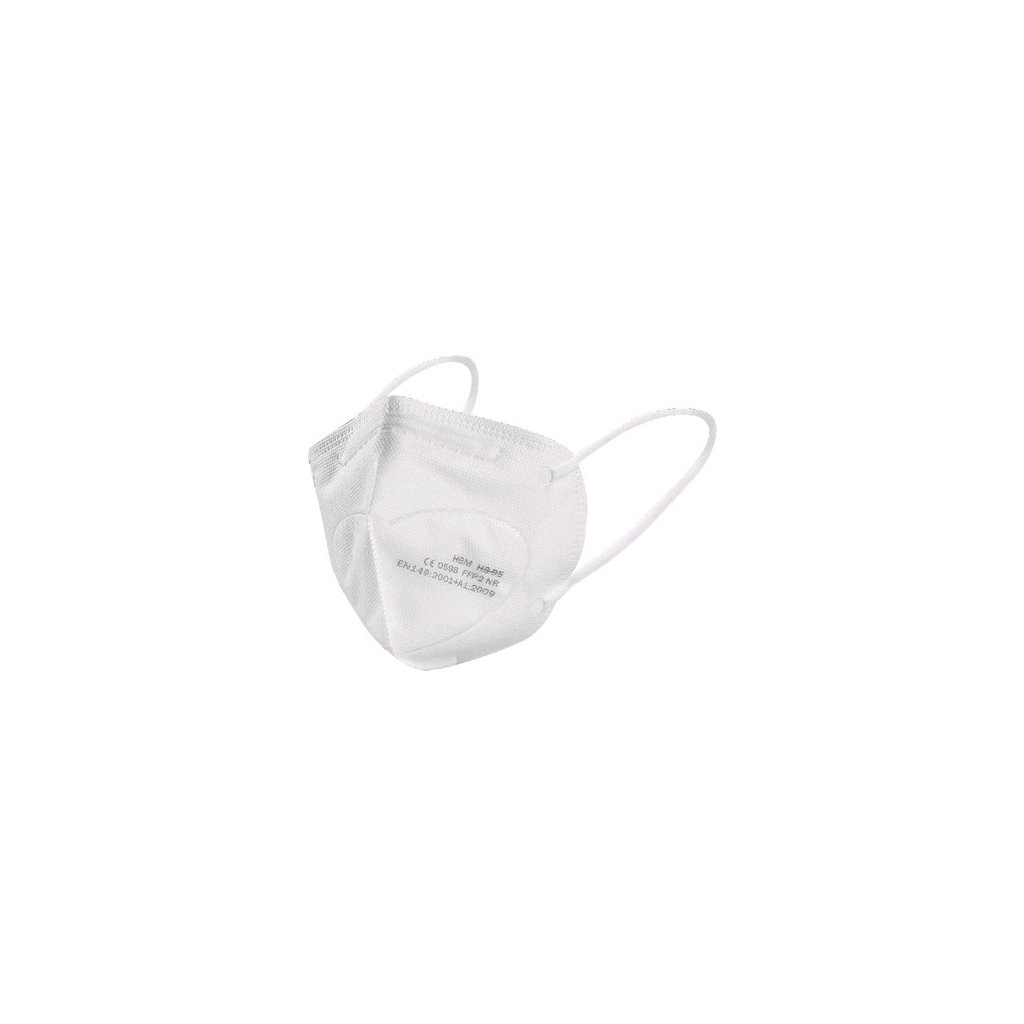 Kvalitný respirator FFP2 bez ventilu
