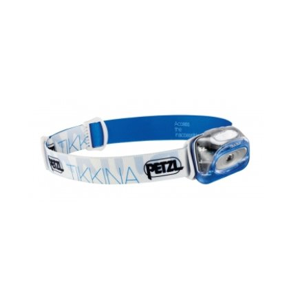 CRV : Petzl E91HMA TIKKINA čelovka modrá