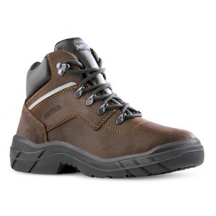 Bezpečnostná obuv s oceľovou špičkou  ARLES 947 4560 S3 SRC (Veľkosť 48)