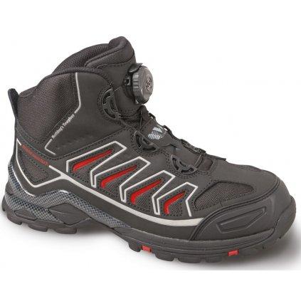 pracovná obuv kotníková OMAHA