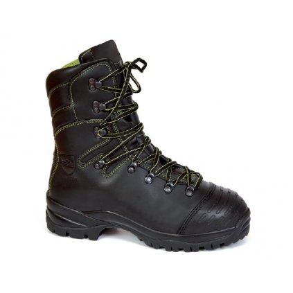 GIASCO: Vysoké topánky WOODCUT S3 WR CI HI HRO - 53L97C (Veľkosť 47, Farba čierna)