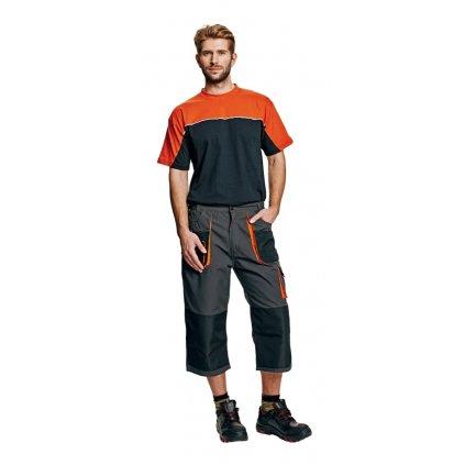 Pánske 3 4 pracovné nohavice