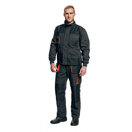 Pánska pracovná zimná bunda EMERTON