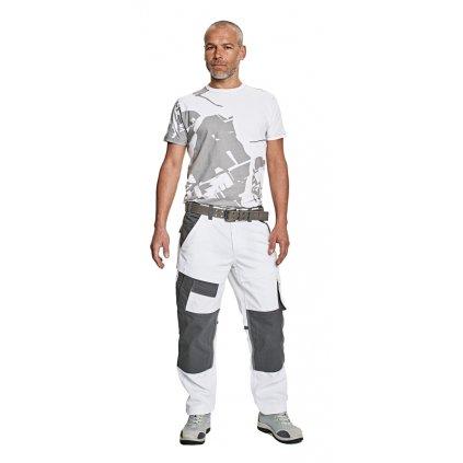 Pánske pracovné nohavice do pása CROFT 1