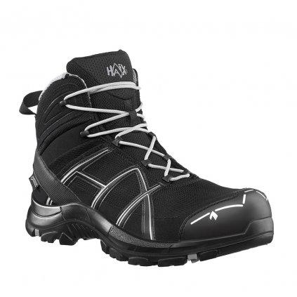 """Bezpečnostná GORE-TEX ESD obuv vysokej kvality s odľahčenou kompozitnou špičkou """"HAIX Black Eagle Safety 40 mid S3 36527"""""""