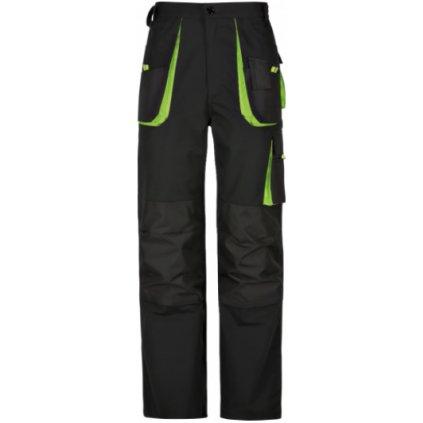 Pracovné nohavice do pása power čierne