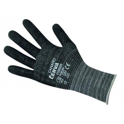 CANARD rukavice máčaná v nitrilu