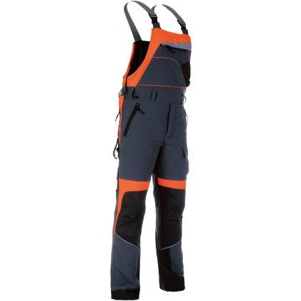 FOREST PROFI STRETCH (profesional) kalhoty s laclem