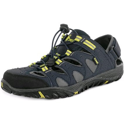 Obuv sandál CXS ATACAMA, modro-žltý, vel. 48