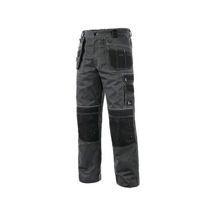 Nohavice do pása CXS ORION TEODOR PLUS, pánske, šedo-čierne, veľ. 64