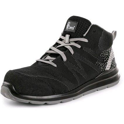 Pracovné bezpečnostné topánky s odľahčenou špičkou CXS TEXLINE MURTER S1