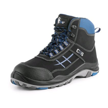 Pracovná obuv bez oceľovej špičky CXS DOG BOXER O1