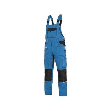 Montérkové nohavice s náprsenkou CXS STRETCH