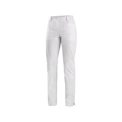 Dámske nohavice CXS ERIN biele