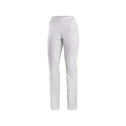 Dámske nohavice CXS IRIS biele