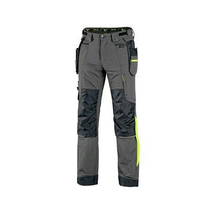 Moderné pánske montérkové nohavice CXS NAOS