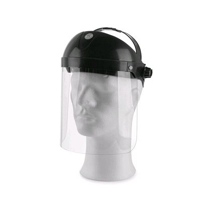 Ochranný štít na ochranu tváre OP - 3 o dĺžke 280 mm