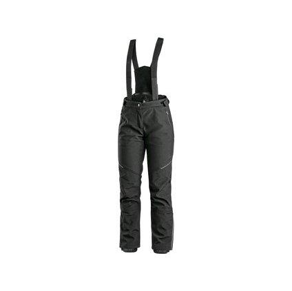 Kvalitné zimné dámske softshelové nohavice CXS TRENTON
