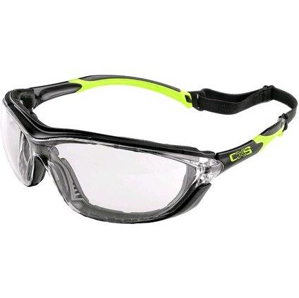 Číre pracovné okuliare CXS Margate