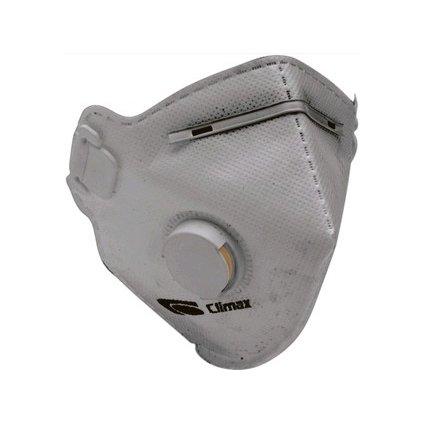 Respirátor 1720 C  FFP2 skladaný s ventilom a aktív. uhlím