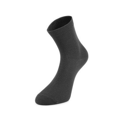 Čierne ponožky CXS VERDE