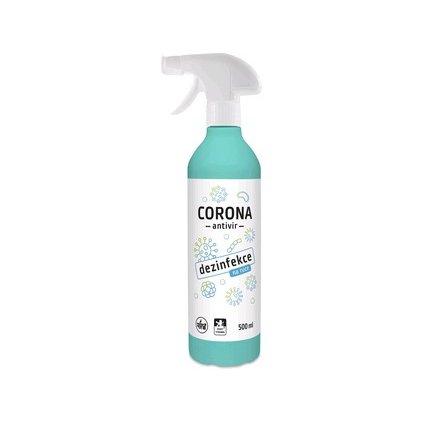 Dezinfekcia na ruky CORONA, 500 ml