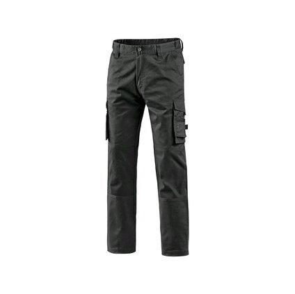 Profesionálne čierne pánske pracovné nohavice CXS Venator II