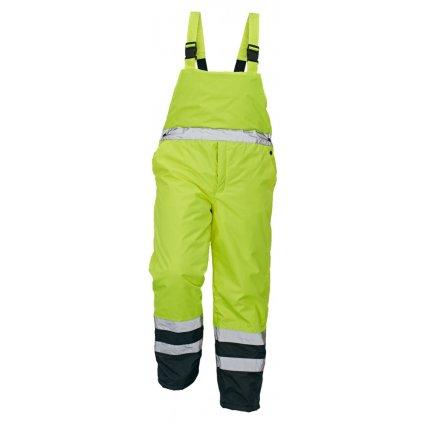 CRV PADSTOW: Pracovné nohavice s náprsenkou - 0302 0190 70