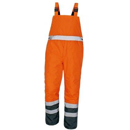 CRV PADSTOW: Pracovné nohavice s náprsenkou - 0302 0190 90