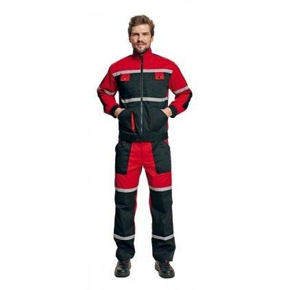 CRV TAYRA: Olejuvzdorná pracovná bunda - 0301 0159 20