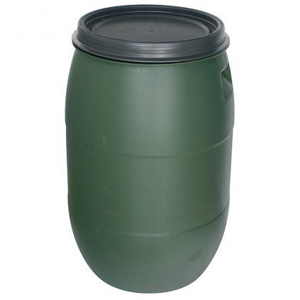 Barel Pannon ENC11604, 120 lit, 395 mm, zelený, HDPE