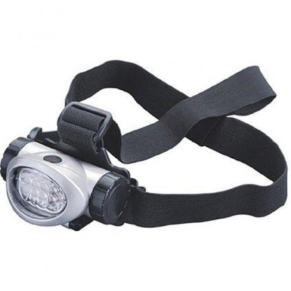 Čelovka Headlight HL1635, 8x LED