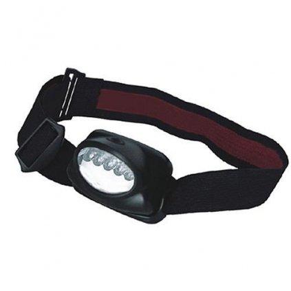 Čelovka Headlight HL1630, 3+2xLED