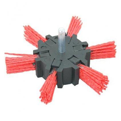 Kefa Strend Pro AWB-021 100 mm, okružná, nylon, so stopkou, G080