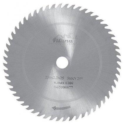 Kotúč Pilana® 5310 0250x1,6x25 56KV25, pílový