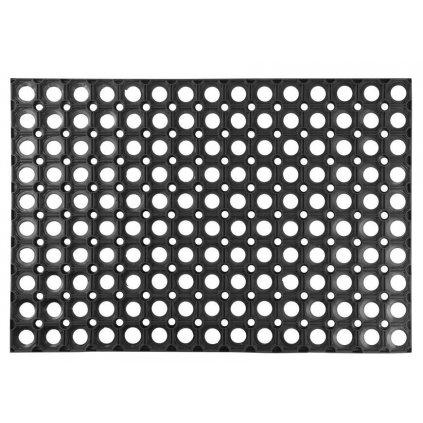 Rohozka MagicHome RBR 024, Honeycomb, 60x40x1,5 cm, guma
