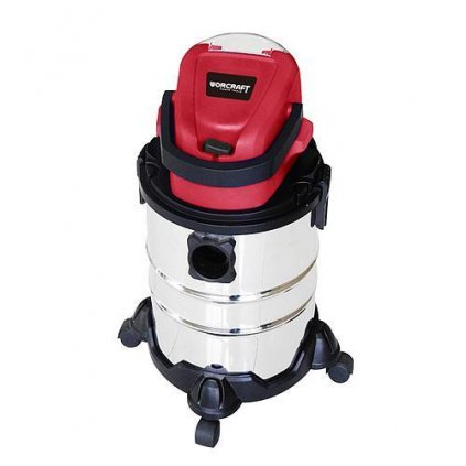 Vysávač Worcraft CVC-S20Li-20L, 20V, Wet&Dry, suché/mokré vysávanie, priemyselný
