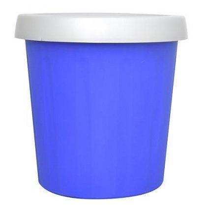 Kos na odpad ICS C522015, 15 lit, modrý