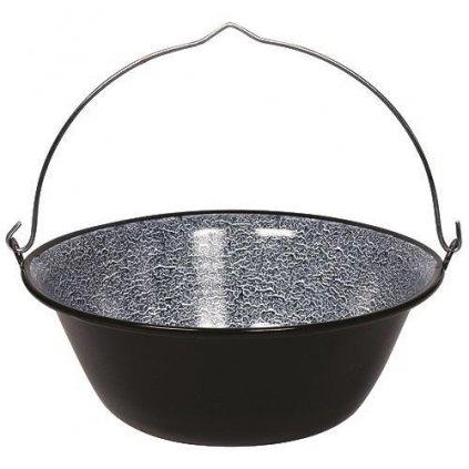 Kotlík Piknik 40,0 lit, smalt, 550 mm
