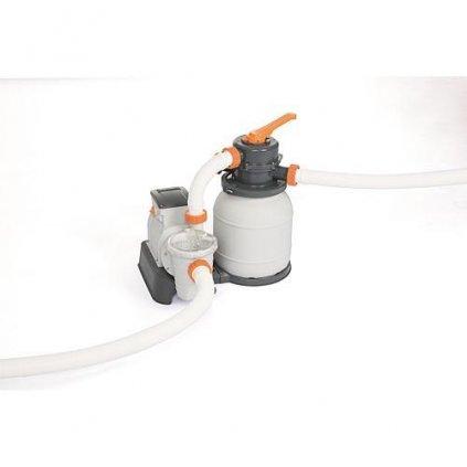 Filtrácia Bestway® FlowClear™, 58497, piesková, 5678 lit/hod