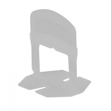 Medzerník Strend Pro LS210W, nivelačný, pod obklad, 3.0 mm, bal. 100 ks, plast biely