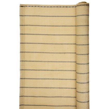Tkanina tieniaca GoldScreen WE 2,0x10 m, UV, 185 g/m2, béžová