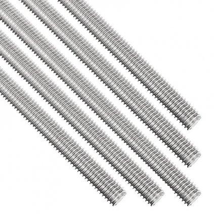 Tyč 975-8.8 M24 Zn, 1 m, závitová, zinok