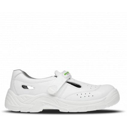 ADM WHITE O1 Sandal